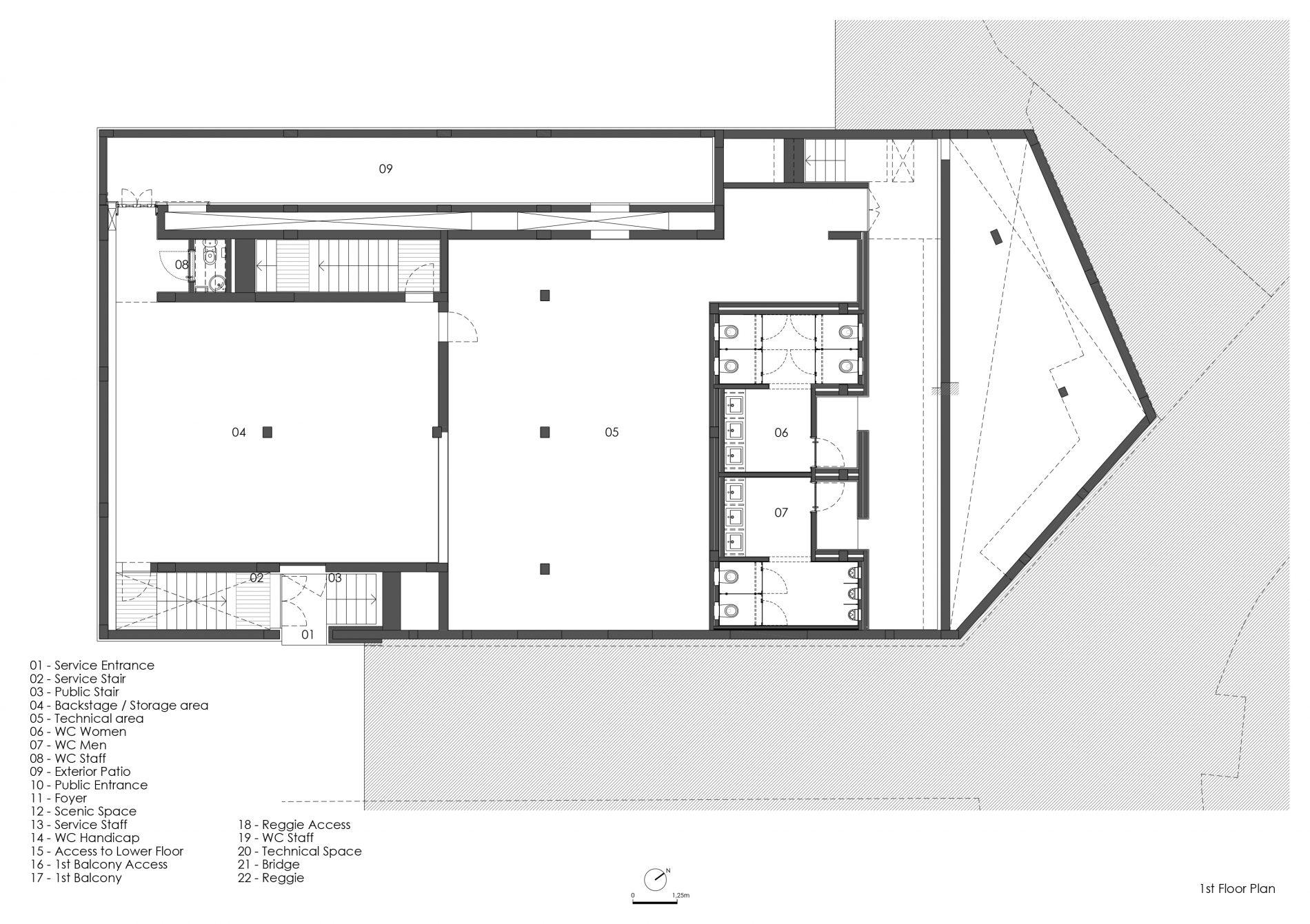 Refurbishment of the Teatrinho - CARLOS CASTANHEIRA ARCHITECTS
