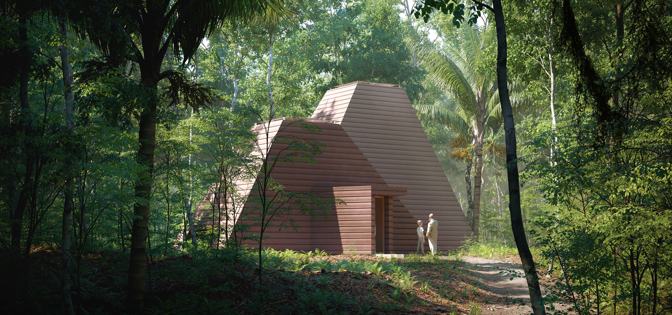 Spiritual Pavilion